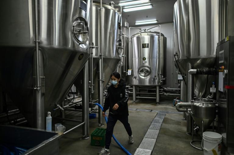 Wuhan native Wang Fan founded one of China's first specialised breweries, the No. 18 Brewery, in 2013