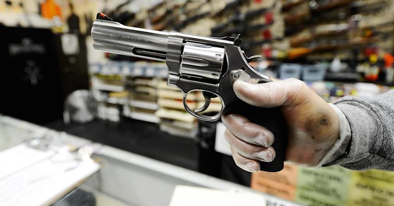 Smith & Wesson poised to open near all-time high
