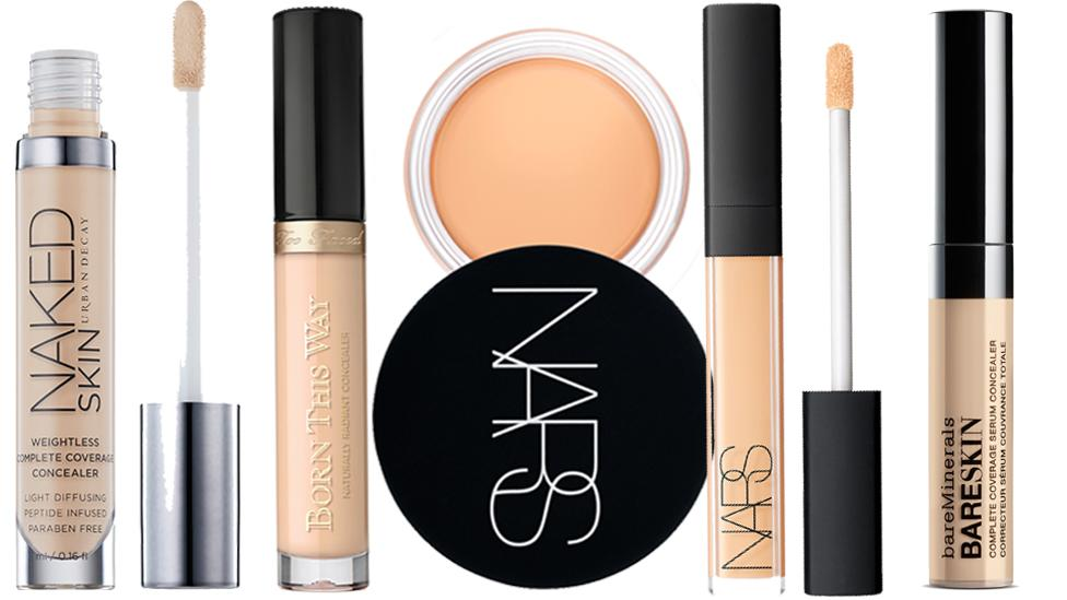 <p>Beauty haven Mecca have revealed the top five concealers Aussies are loving right now. </p>