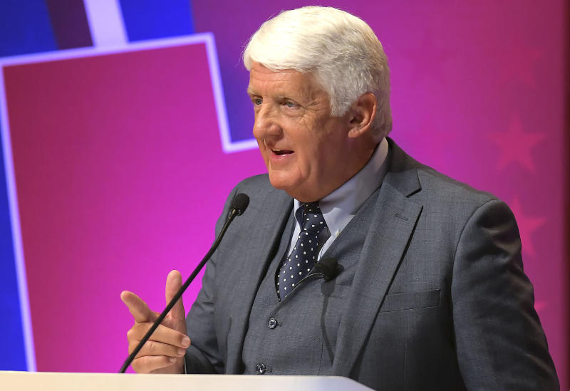 Rep. Rob Bishop (R-Utah), an avowed fossil fuel fan, blamed Puerto Rico lawmakers for playing politics with the state-owned Puerto Rico Electric Power Authority. (ASSOCIATED PRESS)
