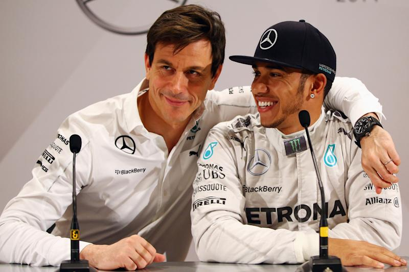 Lewis Hamilton has driven for Mercedes since 2013. (Credit: Getty Images)