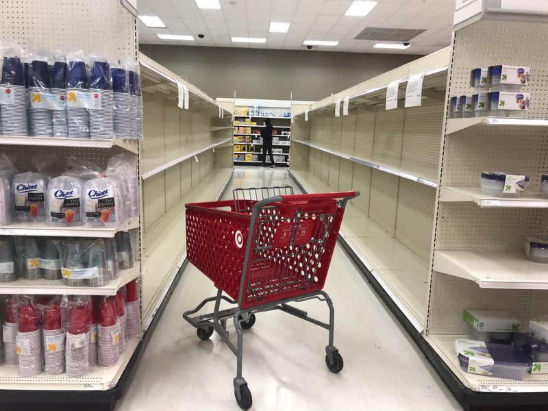 Target sees margin squeeze as it spends more to meet coronavirus-led demand