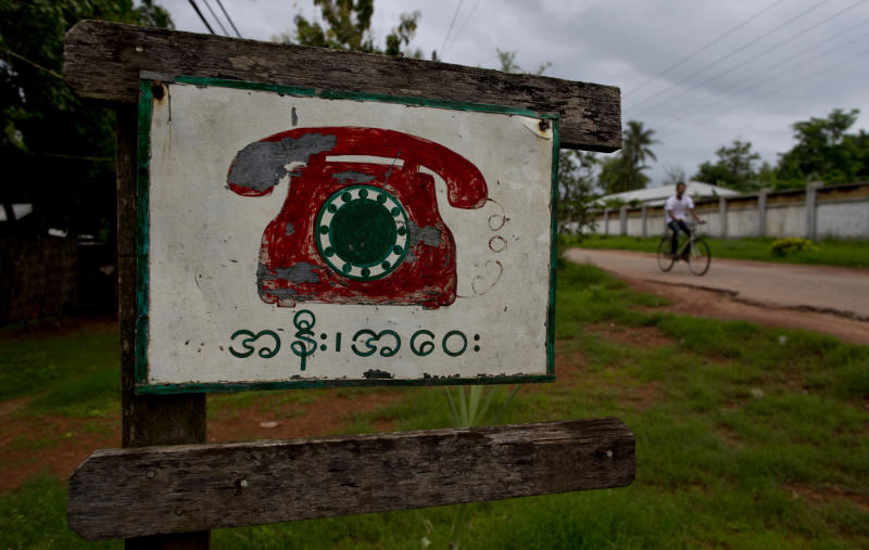 Myanmar telecom deal with Qatar firm sparks ire
