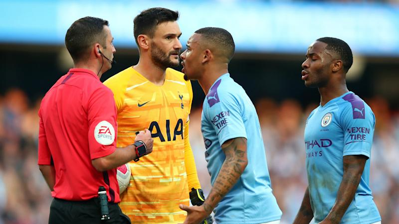 'We're going to get more of that' - Neville expects further VAR shocks after Manchester City-Tottenham drama