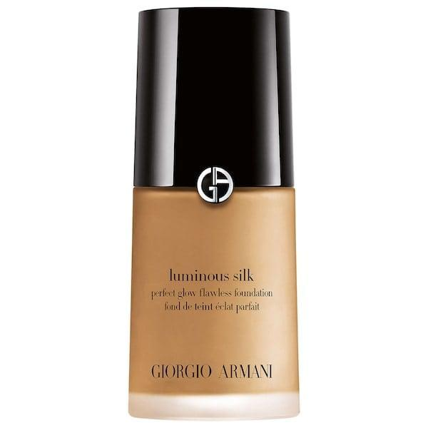 <p>With more than 2,200 five-star reviews, if they're looking for a foundation that's loved by many, this <span>Armani Beauty Luminous Silk Perfect Glow Flawless Oil-Free Foundation</span> ($64) is a luxe option with a radiant airbrushed finish.</p>