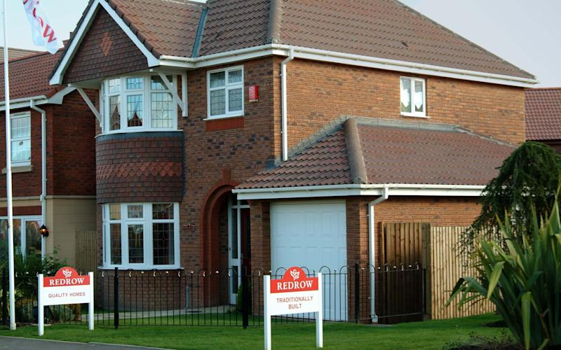 Reservations for Redrow's homes were 2pc above last year at 1,548 - Christopher Jones