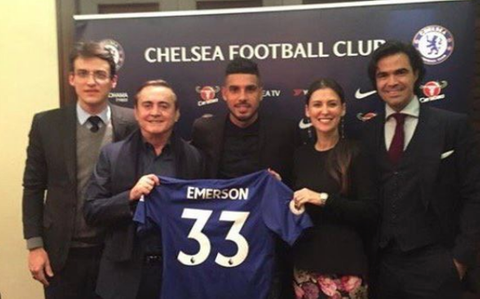 "Chelsea agree £18m deal for Olivier Giroud. Aubameyang arrives in London to complete Arsenal move. Manchester City make Aymeric Laporte their club-record signing . 8:21PM Emerson Palmieri pictured with Chelsea shirt Emerson Palmieri is expected to complete his move tonight Credit: Emerson Palmieri Roma defender Emerson Palmieri has been pictured holding a Chelsea shirt ahead of his expected £25m move to Stamford Bridge. Neither Roma or Chelsea have officially confirmed the move yet but an announcement is expected tonight. 6:29PM Man City sign New York's Jack Harrison... ... and immediately send him out on loan to Middlesbrough. ✍️ We are delighted to announce the signing of @Harrison_Jack11 from @NYCFC. He now joins @Boro on loan until the end of the season. Good luck, Jack! ��https://t.co/k9kxoLEPKp— Manchester City (@ManCity) January 30, 2018 5:59PM Gerard Deulofeu trains with new Watford teammates Excited for be part of @WatfordFC ! Say thanks for the welcome today. We are going to work hard in order to reach our objectives, starting today until the end of the season.�� pic.twitter.com/WkxerTr1sh— Gerard Deulofeu (@gerardeulofeu) January 30, 2018 5:24PM Riyad Mahrez hands in transfer request A new saga is brewing... BREAKING: Sky sources: Riyad Mahrez hands in transfer request at @LCFC. #SSNpic.twitter.com/OZVK4Zd3qr— Sky Sports News (@SkySportsNews) January 30, 2018 Sky Sports News also reports that Man City have already had two bids in excess of £50m rejected by Leicester City. 5:13PM Premier League clubs in battle for Mangala Eliaquim Mangala is set to leave the Etihad this month Credit: Getty Images James Ducker reports that Newcastle, West Ham and Valencia are all in talks with Manchester City over the signing of Eliaquim Mangala. The centre-back, who is available on a permanent basis or on a loan deal, is surplus to requirements at Manchester City following the arrival of club-record signing Aymeric Laporte this afternoon. 4:56PM Chelsea agree £18m deal for Giroud This from our man, Matt Law. Chelsea are set to clinch the £18million signing of Olivier Giroud following a day of talks with Arsenal that will also see Pierre-Emerick Aubameyang's move to the Emirates get the go-ahead. Giroud is poised to make the switch across London after the Blues managed to find a breakthrough in negotiations over the Frenchman. Arsenal can now complete the signing of Aubameyang, who travelled to London on Tuesday, and Michy Batshuayi will join Dortmund on loan as his replacement. 4:04PM Lucas Moura close to £25m Spurs move By Sam Dean Lucas Moura arrived at Tottenham Hotspur's training ground this morning as the club looks to complete his proposed £25m move from Paris Saint-Germain. The Brazilian, who joined PSG from Sao Paulo in 2013, has made only six substitute appearances so far this season but was once touted as one of the most exciting talents in world football. Lucas Moura is close to completing a £25m move to Spurs Credit: Julian Simmonds Mauricio Pochettino, the Tottenham manager, refused to discuss the signing at a press conference this afternoon, saying only that ""the club will communicate when something happens"". 3:45PM We hardly knew ye We can confirm that @RoqueM26 has joined @SevillaFC on loan until the end of the season. Good luck, Roque! Full story ➡️ https://t.co/oEuOgocfmdpic.twitter.com/WD2z8fvEnf— Swansea City AFC (@SwansOfficial) January 30, 2018 2:56PM Aubameyang in London to complete medical After over 32,000 people tracked his private flight from Dortmund to London, Sky Sports News is reporting that the Dortmund striker has arrived at Arsenal's London Colney training ground ahead of a £55.4m move to the Emirates. As exclusively revealed by Telegraph Sport's Jeremy Wilson on Wednesday, Aubameyang stands to become the highest paid player in the club's history. BREAKING: Pierre-Emerick Aubameyang arrives at @Arsenal training ground. #SSNpic.twitter.com/oq0FKruSdA— Sky Sports News (@SkySportsNews) January 30, 2018 The 28-year-old has signed a contract worth £180,000-a-week until 2021, with the former AC Milan striker keen to join Arsenal where he will link up with former Dortmund colleague Henrikh Mkhitaryan. 2:54PM Man City told to pay 'crazy money' for Mahrez Manchester City will have to pay a 'crazy' fee if they want to bring Riyad Mahrez to the Etihad. Pep Guardiola is keen to bolster his attacking reinforcements after it was revealed Leroy Sane would miss the next six to seven weeks after sustaining ankle ligament damage in Man City's FA Cup win over Cardiff. As reported by @MirrorAnderson , Manchester City have an interest in Riyad Mahrez but I'm told they will have to bid crazy money to convince Leicester to sell with one day of the window left— Matt Law (@Matt_Law_DT) January 30, 2018 City's interest in Mahrez also comes less than two weeks after the club decided to drop its long-term interest in Alexis Sanchez, who opted for a move to Manchester United instead. 2:39PM Giroud set for Swansea trip Olivier Giroud and Arsene Wenger chat during training on Monday Credit: Getty Images Olivier Giroud is expected to be included in Arsenal's squad to play Swansea this evening, despite ongoing talks with Chelsea over a potential move. As exclusively revealed by Telegraph Sport, Chelsea are hoping to clinch a shock move for Olivier Giroud and complete a transfer merry-go-round that will see Pierre-Emerick Aubameyang join Arsenal and Michy Batshuayi move to Borussia Dortmund. Antonio Conte would not be drawn on a potential deal for Olivier Giroud Credit: Getty Images Giroud could yet be removed from Arsenal's squad should the two London clubs reach an agreement over a move. Speaking on the possibility of signing Giroud, Chelsea manager Antonio Conte said: ""As I said before, I gave my opinion to my club. Then the club is trying to do the best in the transfer market. ""I can speak about specific characteristics of the players, or the role that we can improve. But we are talking about the players of another team. I think it's right to continue to have respect for other players."" West Ham and Sevilla are also interested in signing the 31-year-old. 1:29PM Stoke closing in new midfielder John Percy Stoke City are on the verge of completing a £15m deal for Galatasaray's Badou Ndiaye, with the midfielder due to arrive for a medical later today. Ndiaye is flying from Paris to England to discuss personal terms and put the finishing touches to his move from the Turkish club. The 27-year-old has been a priority for Stoke since the transfer window opened and the club do not anticipate any issues with the transfer, though the Senegal international will need a work permit. Stoke finally agreed a fee with Galatasarary over the weekend, after more than a week of negotiations, and Ndiaye's move will be confirmed on Wednesday ahead of the home game against Watford. But Paul Lambert has suffered frustration in his bid to sign New York City FC attacker Jack Harrison, who is joining Manchester City for a fee of around £5m. Harrison, an England under-21 international, was the subject of two bids from Stoke but talks collapsed over NYCFC's valuation - thought to be considerably more than the £5m Manchester City are paying. Middlesbrough are expected to then take Harrison on loan for the remainder of the season. 1:12PM DONE DEAL Defensive reinforcements acquired! ������ Please #welcomeaymeric to the Club! pic.twitter.com/cDu4FWOKlb— Manchester City (@ManCity) January 30, 2018 12:57PM Last call for London Colney Pierre-Emerick Aubameyang seems to have been spotted at Dortmund airport departures. BREAKING! @Aubameyang7 ist mit seiner Familie soeben an @DortmundAirport angekommen. pic.twitter.com/S3GkcUZPHy— Florian Groeger (@RN_Florian) January 30, 2018 11:22AM Another possible swap deal Having already seen a bid for former player Andre Ayew rejected by West Ham, Swansea are now offering a package worth up to £18 million. However, Sky Sports say West Ham are holding out for £20 million plus midfielder Ki in return. West Ham also made moves for Everton defensive midfielder Morgan Schneiderlin on Monday. 10:51AM Aubameyang latest No news of any substance regarding the bizarre love triangle involving Chelsea, Arsenal and Borussia Dortmund. Arsenal have a deal agreed for Pierre-Emerick Aubameyang but the German club seem no nearer to finding a replacement. Chelsea and Spurs, whose back-up striker Fernando Llorente could also be in the picture, could make this very uncomfortable for Arsenal if they choose. 9:55AM Done deal BREAKING: CSKA Moscow re-sign Ahmed Musa on loan from Leicester City until the end of the season #SSNpic.twitter.com/25JfRVqXdn— Sky Sports News (@SkySportsNews) January 30, 2018 9:52AM Loan bid rejected West Brom have rejected an approach from Derby County to take James McClean on loan, Sky Sports News say. With Alan Pardew's side short of goals this season, they need to keep hold of as many attacking players as possible. 9:32AM Tim Cahill back at Millwall In case you missed the news yesterday, Tim Cahill's return to Millwall is a romantic tale. The Australian scored the winner in an FA Cup semi-final in his first spell at the London club and was adored by the fans. #TheReturnpic.twitter.com/ZjZ33vkCs7— Millwall FC (@MillwallFC) January 29, 2018 9:13AM Lucas Moura is at St Pancras station His move to Spurs looked to be nearing completion. London Calling 8:59AM New Stoke arrival Paul Lambert might be getting a present from Stoke's transfer team with Sky Sports News reporting the club have agreed a fee of £15m with Galatasaray for midfielder Badou Ndiaye. The played needs to undergo a medical and obtain a work permit before the deal can go through. 8:36AM Lemar message Thomas Lemar looked a certainty to move to the Premier League last summer, but after his deadline day move to Arsenal fell through he stayed at Monaco. Club owner Vadim Vasilyev reiterated the club would not be doing business for the 22-year-old this January. ""He will stay at Monaco until the end of the season 100%,"" Vasilyev told French radio station RMC. ""If Liverpool or Arsenal come with a big offer before the end of the market? This is not relevant. ""We will say no because the objectives are clear. ""Without important players like Lemar, we will not succeed."" 8:01AM Could this man make his Arsenal debut tonight? It's MATCHDAY #SCFCvAFCpic.twitter.com/afk2rPJhWT— Arsenal FC (@Arsenal) January 30, 2018 7:40AM David Beckham speaks Former Manchester United midfielder David Beckham has revealed his astonishment at Alexis Sanchez's transfer from Arsenal to ""the biggest club"". Beckham was speaking at the launch of his new Major League Soccer franchise in Miami, the city to which he dreams of bringing some of football's leading players, when he was asked about Chile forward Sanchez's recent switch to Old Trafford. The former England captain, now 42, told Press Association Sport: ""I still can't believe it's happened to be honest. When he's been part of a club as big as Arsenal and then he moves a few hours away up north to the biggest club, it's astonishing to see. ""We all wish him luck, I'm a Manchester United fan so I am excited about having someone of his talent wearing a Manchester United shirt - so it's exciting times for us."" Alexis Sanchez made his debut at Yeovil Credit: Reuters Beckham also launched a staunch defence of United manager Jose Mourinho. ""Of course he's the right fit for Manchester United, we're talking about Jose Mourinho, he's one of the best managers in the game,"" said Beckham. ""Manchester United have had success over the last 25 years because we have had stability that has run throughout our club. ""Sir Alex Ferguson - the amount of time he was manager of the team - that's why we were successful because we had stability that ran through the club and that's what we need going forward. ""Everyone is going to have their own opinion of (Mourinho) as a manager, him as a person, him as an individual. But is he the right person to lead Manchester United? Yes, of course he is."" 7:23AM Neymar return to Spain? Two days after Paris Saint-Germain owner Nasser Al-Khelaifi ruled out the possibility of Neymar moving to Real Madrid in the summer, La Liga president Javier Tebas says he would like to see the Brazilian return to Spanish football: ""I would like for him (Neymar) to return to Spanish football. I don't care about the team, but the best [players] have to be here and Neymar is [one of them],"""