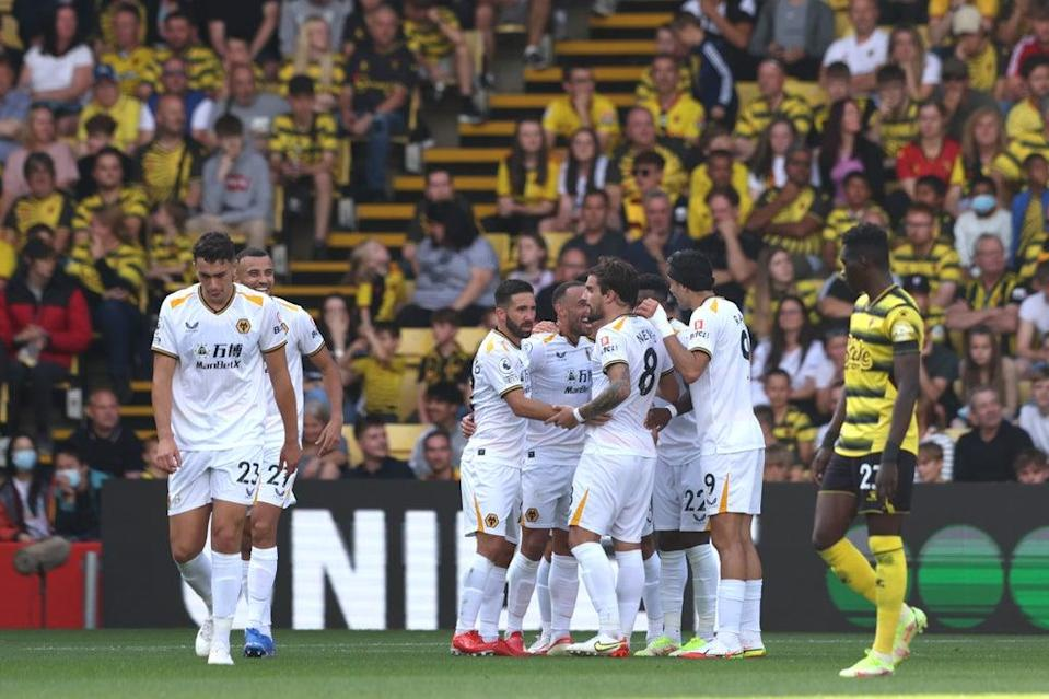 Wolves secured their first win of the Premier League season  (Getty Images)