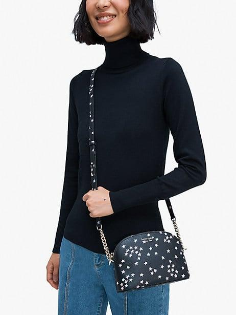 <p><span>Spencer Confetti Stars Small Dome Crossbody</span> ($158)</p>