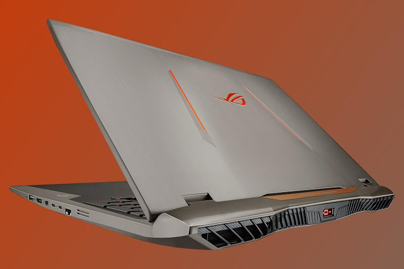 asus rog g vi laptop appears on amazon