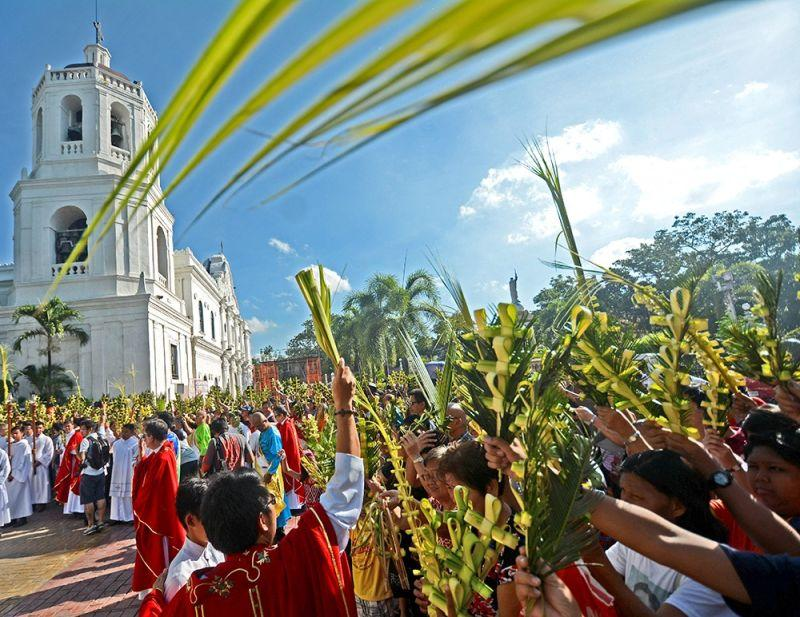 Reflect on the life of Jesus during Holy Week