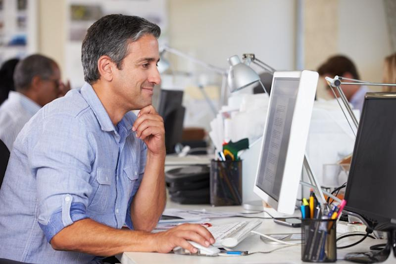New Study Says Workers Over 35 Who Do This Are More Productive and Happier