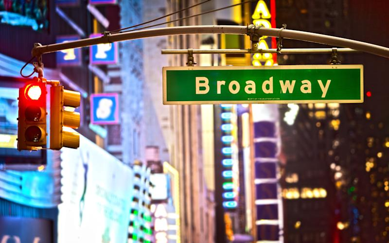 Broadway sign (Photo: Getty Images)