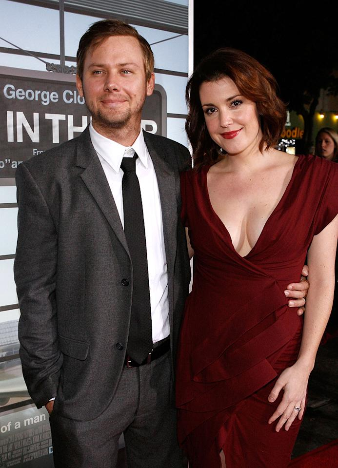 "<a href=""http://movies.yahoo.com/movie/contributor/1800499599"">Jimmi Simpson</a> and <a href=""http://movies.yahoo.com/movie/contributor/1800226256"">Melanie Lynskey</a> at the Los Angeles premiere of <a href=""http://movies.yahoo.com/movie/1810062520/info"">Up in the Air</a> - 11/30/2009"