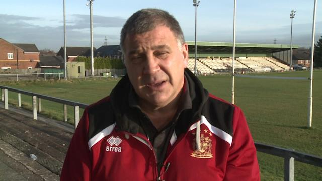Wigan Warriors head coach Shaun Wane previews their trip to Salford Red Devils in the Betfred Superleague and explains the backroom changes introduced to prevent injuries this season