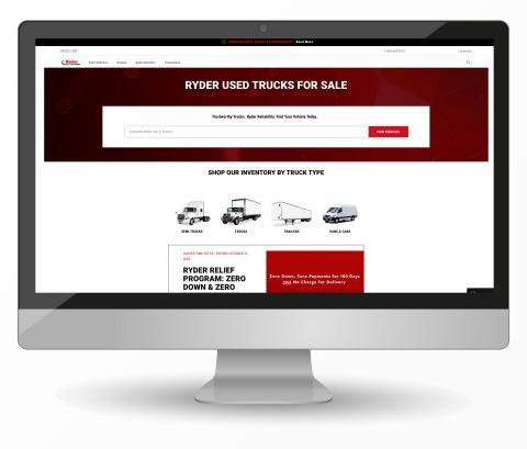 Ryder Creates New Used Vehicle Sales Channels