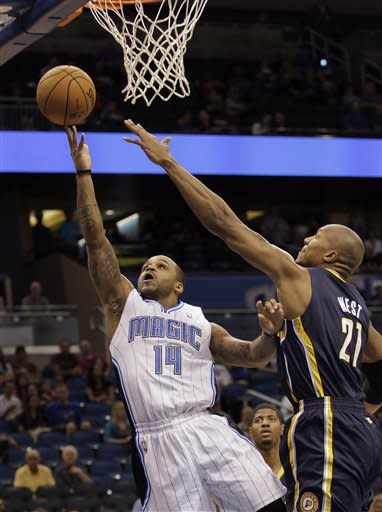 Magic beat Pacers for first preseason victory