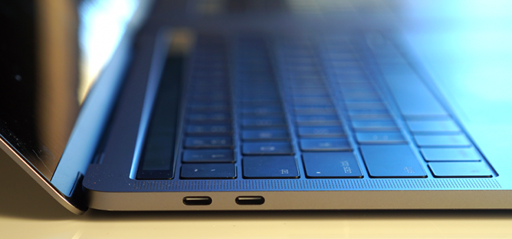 Nothing but USB-C now. Get used to it.