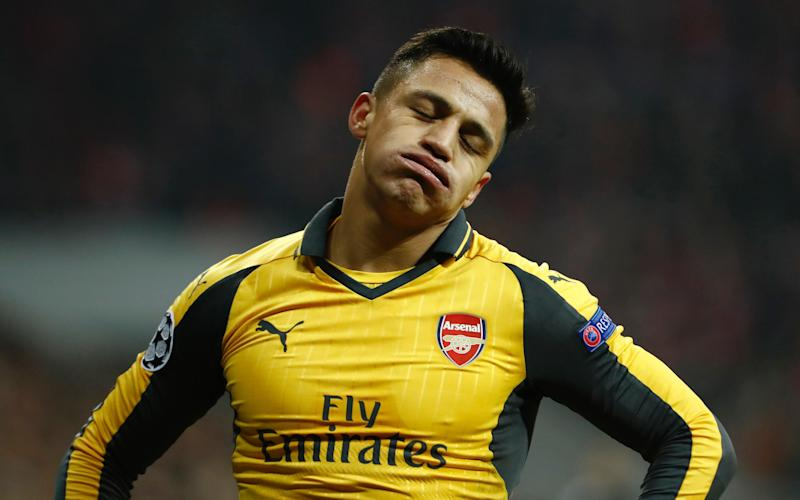 Alexis Sanchez has given an update on his Arsenal future - AFP or licensors