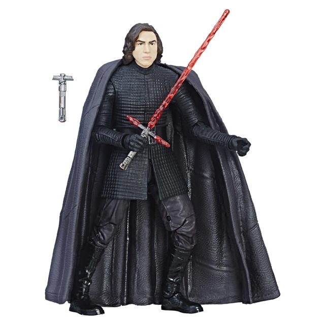 <p>Hasbro's premium line of highly detailed, fully articulated action figures for the adult collector. $19.99 (Photo: Hasbro) </p>