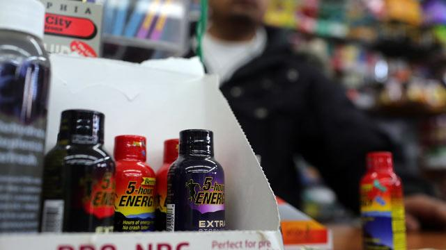 5-Hour Energy Drinks Cited in 13 Deaths (ABC News)
