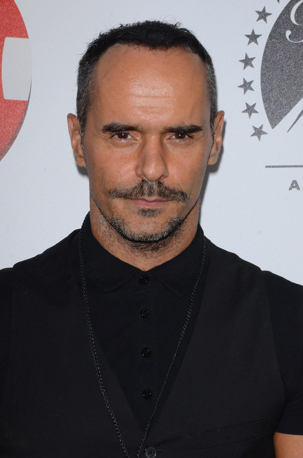 16 July 2014 - Hollywood, California - Michael Greco. Arrivals for the 4th Annual Variety - The Children's Charity Of Southern CA Texas Hold 'Em Poker Tournament held at Paramount Studios in Hollywood, Ca. Photo Credit: Birdie Thompson/AdMedia/Sipa USA
