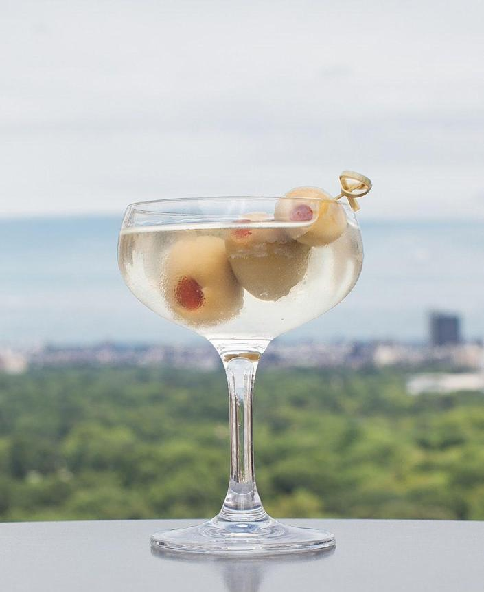 "<p>Inspired by the Second City, this martini is second to none. </p><p>Get the recipe from <a href=""https://www.delish.com/cooking/recipe-ideas/recipes/a43539/chicago-martini-recipe/"" rel=""nofollow noopener"" target=""_blank"" data-ylk=""slk:Delish"" class=""link rapid-noclick-resp"">Delish</a>.<br></p>"