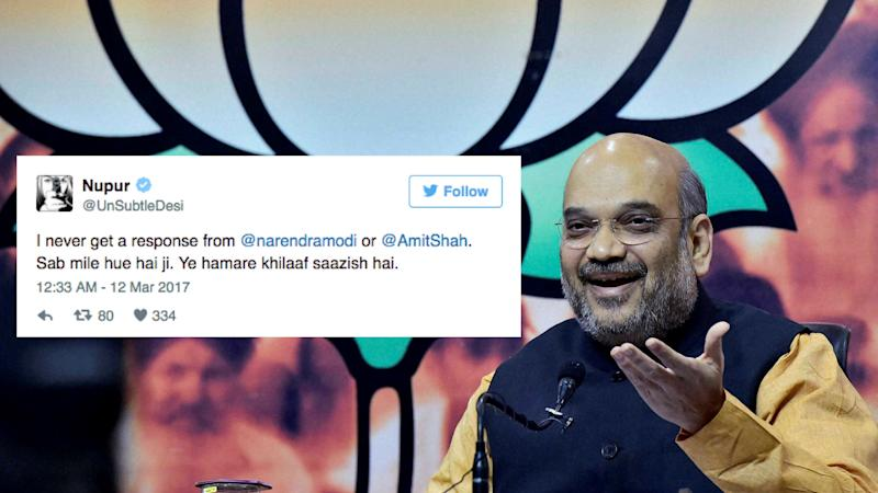 'Yeh Saazish Hai': Amit Shah Has Some Fun at Kejriwal's Expense