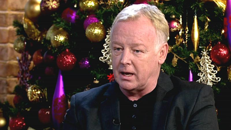 TV personality Les Dennis