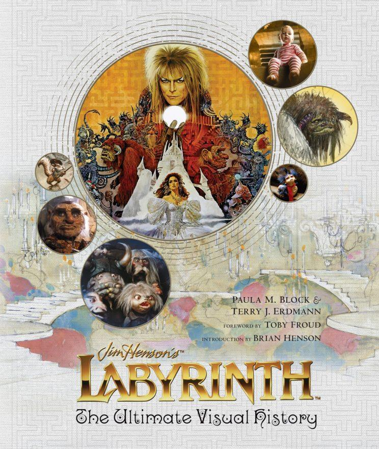 (Photo provided by Insight Editions from <em>Labyrinth: The Ultimate Visual History.</em> ©2016 The Jim Henson Co. All rights reserved.)