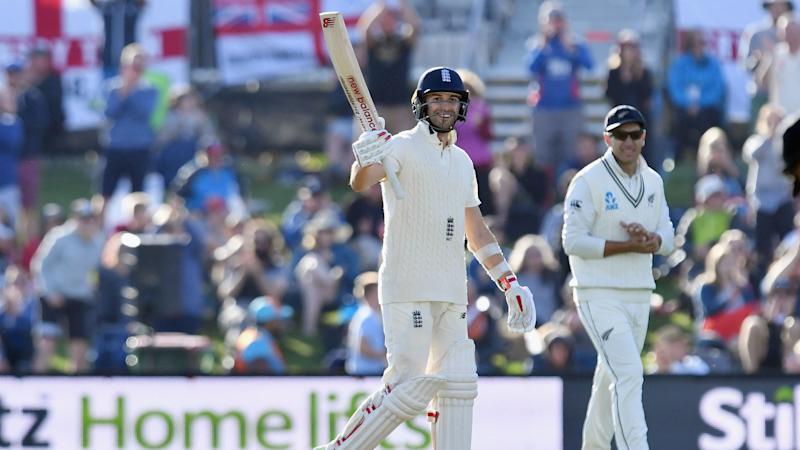 Wood puts England fightback down to 'having a laugh'