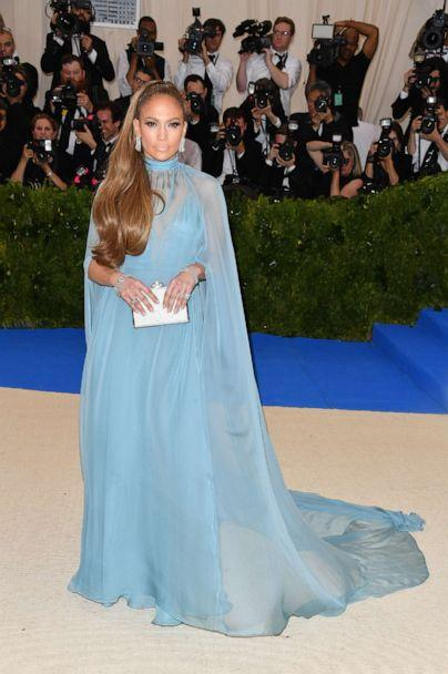 PHOTO: Jennifer Lopez attends the 'Rei Kawakubo/Comme des Garcons: Art Of The In-Between' Costume Institute Gala at Metropolitan Museum of Art on May 1, 2017 in New York City. (George Pimentel/WireImage/Getty Images, FILE)
