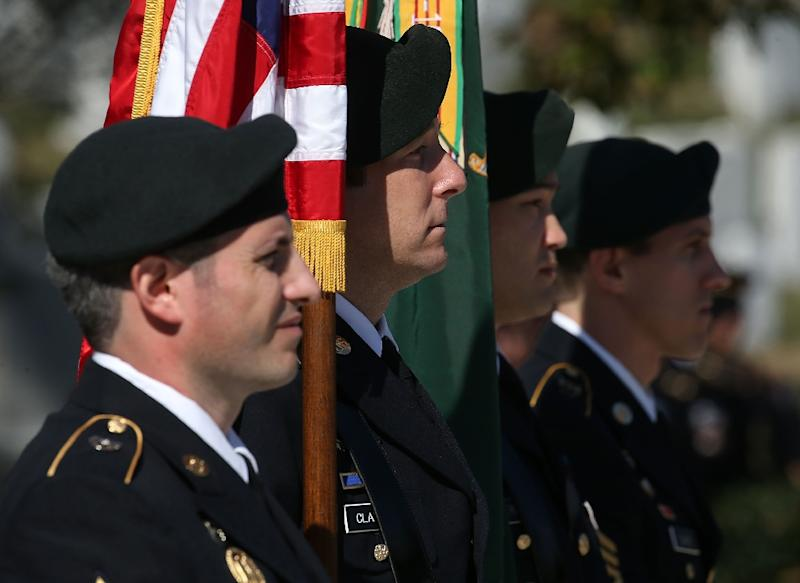 President Barack Obama declared in 2013 that all military combat positions should be open to women by 2016, including the Green Berets