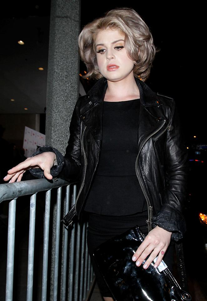 "<i>In Touch</i> claims Kelly Osbourne has fallen ""off the wagon,"" and recently downed so many vodka cocktails at an LA hot spot, ""she could barely walk."" Did Osbourne get sloppy, or is this sloppy reporting? Read what the reality star herself admitted on <a href=""http://www.gossipcop.com/kelly-osbourne-drinking-partying-drugs-alcohol-luke-worrall/"" target=""new"">Gossip Cop.</a> Campos-MVP-EPA/<a href=""http://www.x17online.com"" target=""new"">X17 Online</a> - August 19, 2010"