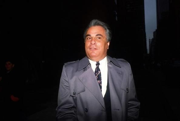 Then Gambino crime family boss John Gotti in New York City on Jan, 20, 1987. (International Business Times)