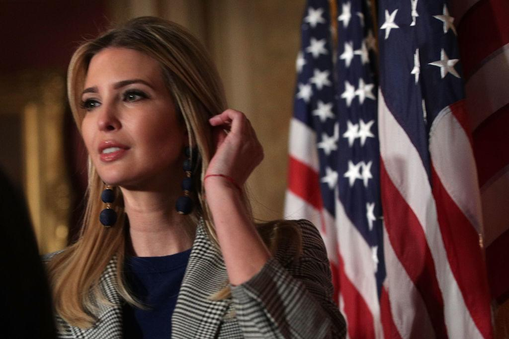 Ivanka is multi-talented – She has been a television personality, fashion designer, author and businesswoman before being appointed as the White House advisor.