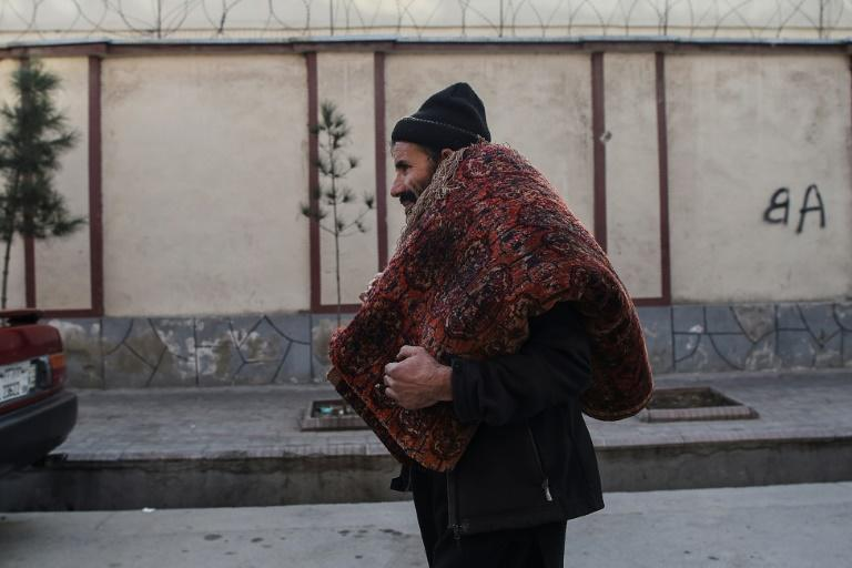 Afghanistan's carpet belt is home to a smattering of nomadic groups who have specialised in making rugs for centuries