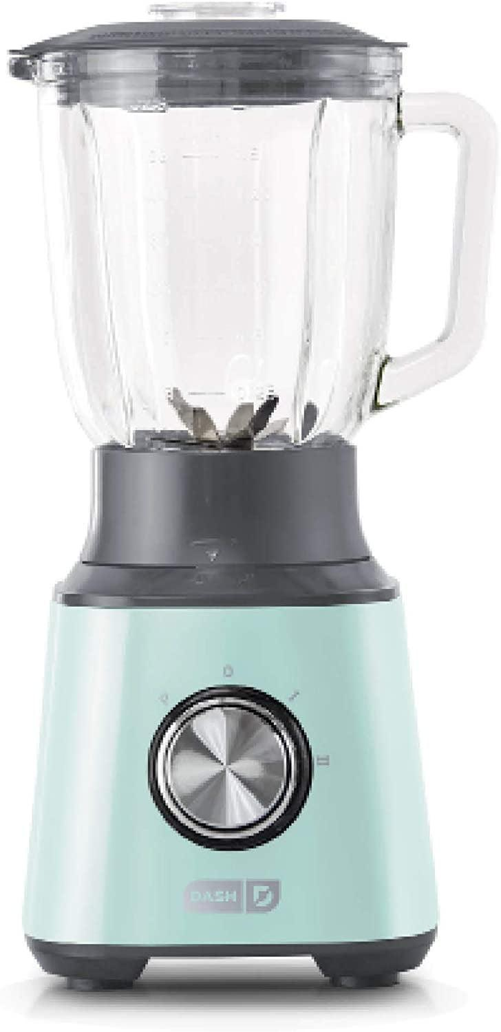 <p>The <span>Dash Quest Countertop Blender</span> ($80) has stainless steel blades perfect for making smoothies, shakes, soups, purees and even frozen cocktails. It comes in a variety of colors as well!</p>