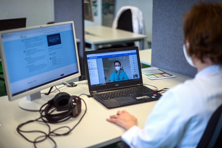 Participants in the scheme have so far carried out more than 1,800 videoconferences, helping to treat 300 patients