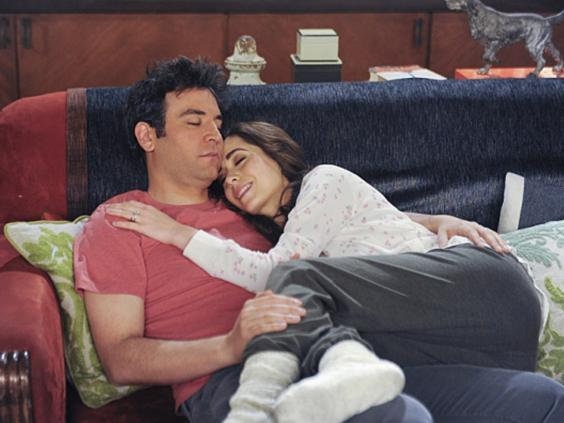When Ted (Josh Radnor) finally met The Mother (Cristin Milioti) (Ron P. Jaffe/2014 Fox Television)