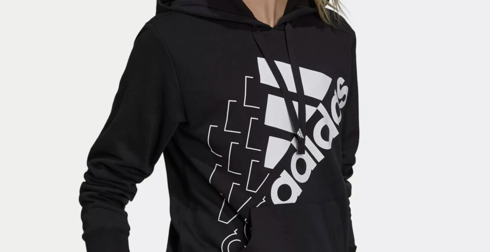 adidas Relaxed Hoodie. (PHOTO: Lazada Philippines)