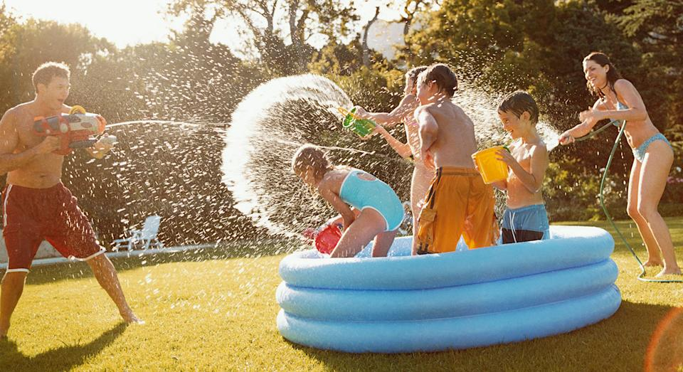 Why not bring the Algarve to your back garden with Aldi's affordable swimming pool? (Getty Images)