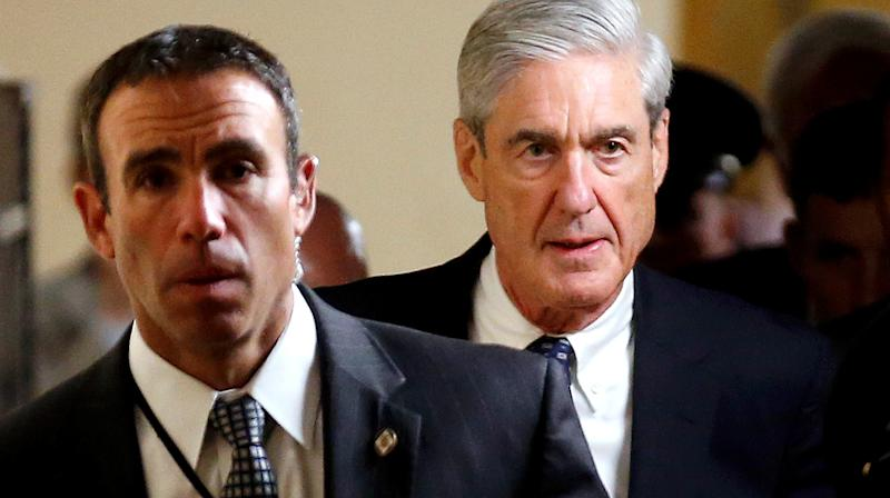 Former U.S. Attorneys Warn Trump About 'Severe Repercussions' Of Firing Robert Mueller