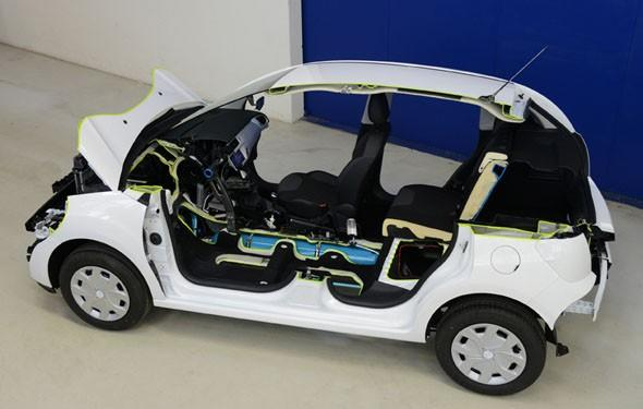 New era of hybrid cars will run on air