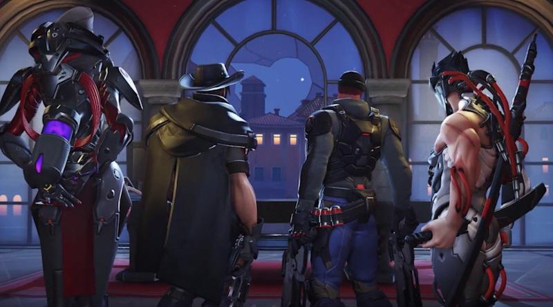 The New Skins Available with the Overwatch Archives Event