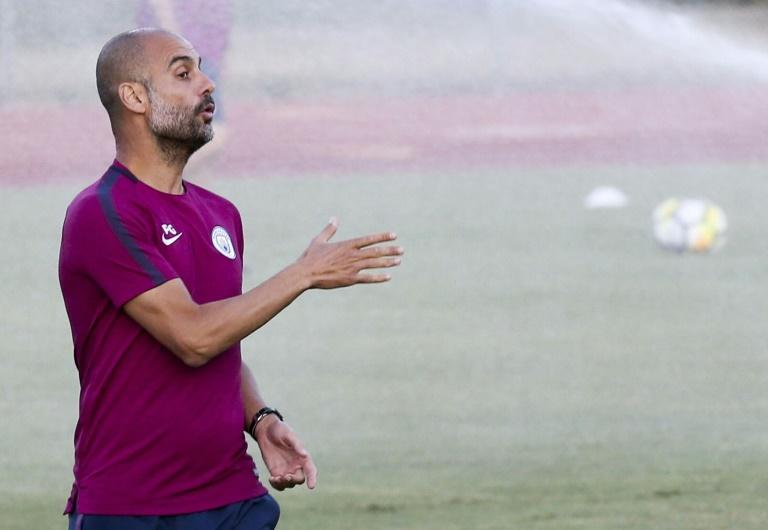 Guardiola returns to Manchester City drawing board