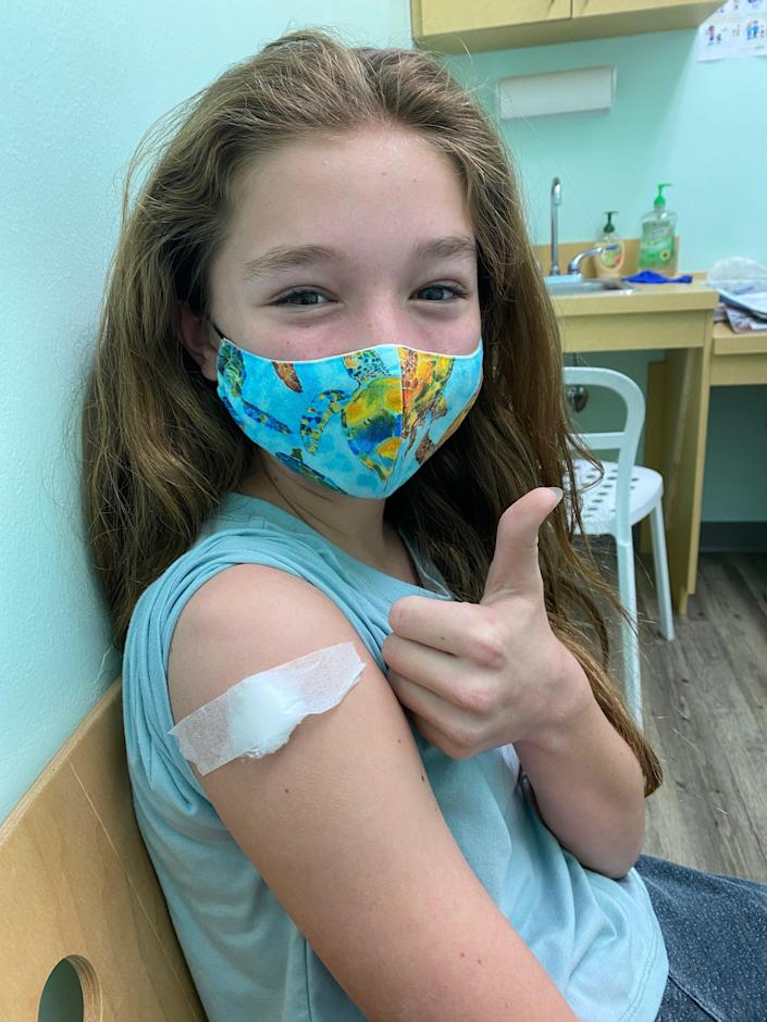 in moderna s vaccine trial their experiences