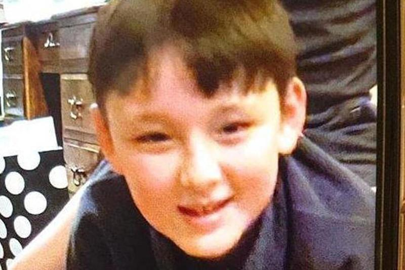 Police are searching for the 10-year-old boy: Met Police