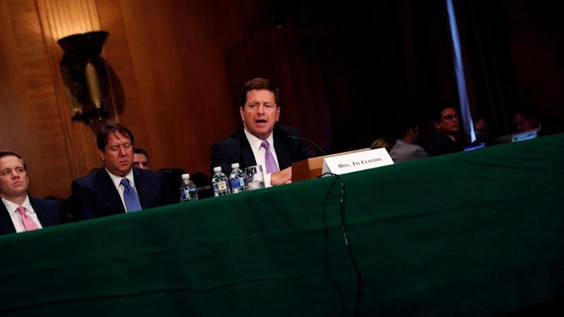 Cryptocurrency sec hearing