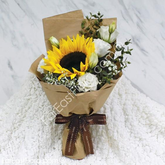 Our Office Superstar bouquet by Far East Flora ($31.99).